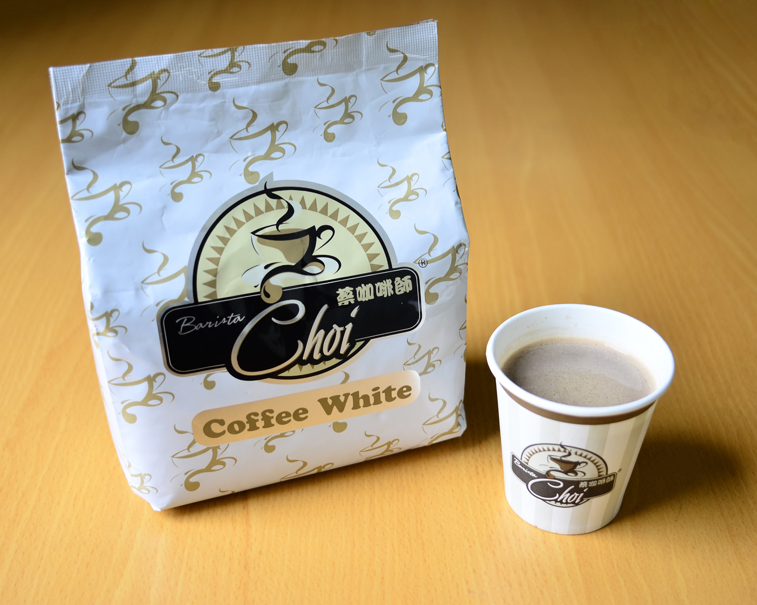 Coffee white